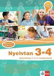 Hasmann Károlyné, Katona Gyöngyi, Dr. Katona Józsefné, Tóthné Tímár-Geng Csilla - Nyelvtan 3-4 - Gyakorlókönyv 3. és 4. osztályosoknak - Jegyre megy!