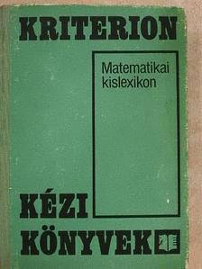 Maurer I. Gyula - Matematikai kislexikon [antikvár]