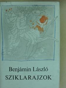Benjámin László - Sziklarajzok [antikvár]