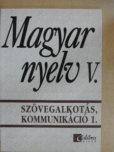 Jobbágyné András Katalin - Magyar nyelv V. [antikvár]