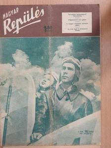 Nagy Ernő - Magyar Repülés 1949. május 25. [antikvár]