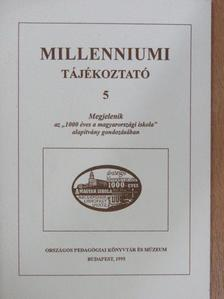 Balogh László - Millenniumi tájékoztató 5. [antikvár]