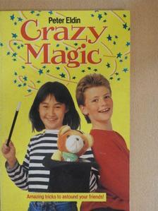 Peter Eldin - Crazy Magic [antikvár]