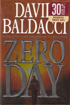 David BALDACCI - Zero Day [antikvár]
