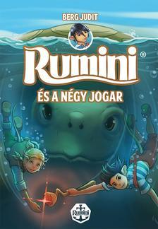 Berg Judit - Rumini és a négy jogar - új rajzokkal