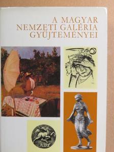 Bodnár Éva - A Magyar Nemzeti Galéria gyűjteményei [antikvár]