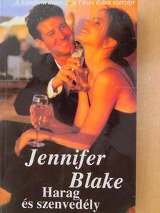 Jennifer Blake - Harag és szenvedély [antikvár]