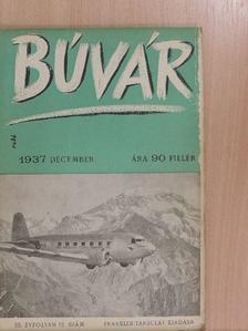 Cavalloni Ferenc - Búvár 1937. december [antikvár]