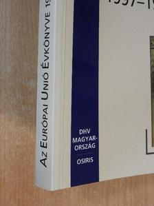 Balázs Péter - Az Európai Unió Évkönyve 1997-1998 [antikvár]