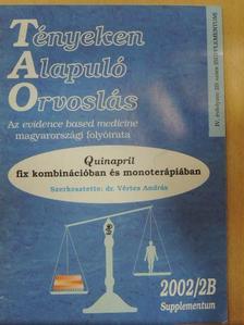 Dr. Káli András - Quinapril fix kombinációban és monoterápiában [antikvár]