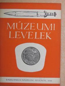 Fazekas Mihály - Múzeumi levelek 3. [antikvár]