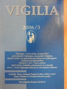 Antal Z. László - Vigilia 2006. március [antikvár]