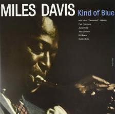 MILES DAVIS - KIND OF BLUE LP MILES DAVIS
