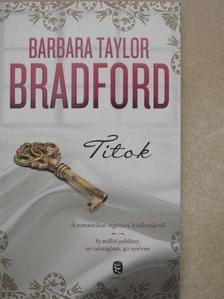 Barbara Taylor Bradford - Titok [antikvár]