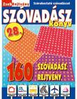 CSOSCH KIADÓ - ZsebRejtvény SZÓVADÁSZ Könyv 28.