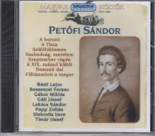 PETŐFI SÁNDOR - MAGYAR KÖLTŐK PETŐFI SÁNDOR CD14260