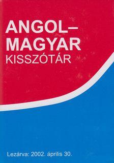 Kövecses Zoltán - Angol-magyar kisszótár [antikvár]