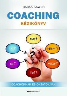 Babak Kaweh - Coaching kézikönyv [eKönyv: epub, mobi]