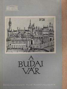 Gerő László - A budai vár [antikvár]