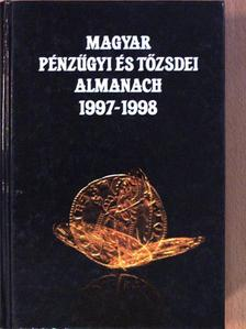 Dr. Asztalos László György - Magyar pénzügyi és tőzsdei almanach 1997-1998 III. [antikvár]