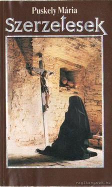 Puskely Mária - Szerzetesek [antikvár]