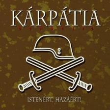 Kárpátia - ISTENÉRT, HAZÁÉRT! CD - KÁRPÁTIA