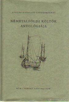Bernáth István - Németalföldi költők antológiája [antikvár]