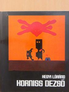 Hegyi Lóránd - Korniss Dezső  [antikvár]