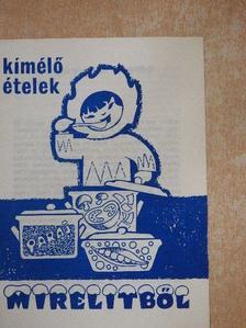L. Deli Magda - Kímélő ételek mirelitből [antikvár]