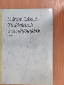 Cs. Szabó László - Tudósítások a senkiföldjéről [antikvár]