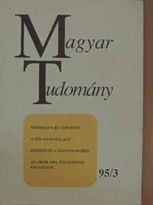 Balassa Iván - Magyar Tudomány 1995. március [antikvár]