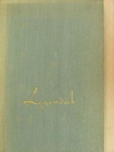 Madarász Emil - Legendák [antikvár]