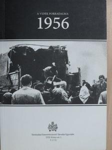 Böőr László - A vidék forradalma - 1956 [antikvár]
