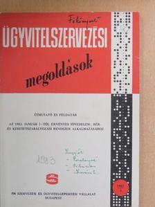 Herczog László - Útmutató és példatár [antikvár]