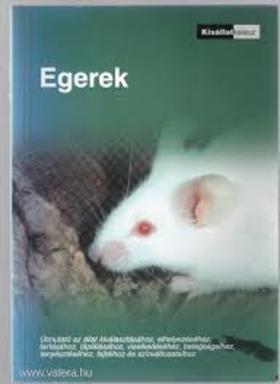 Athenaeum Kiadó - EGEREK - KISÁLLATKALAUZ