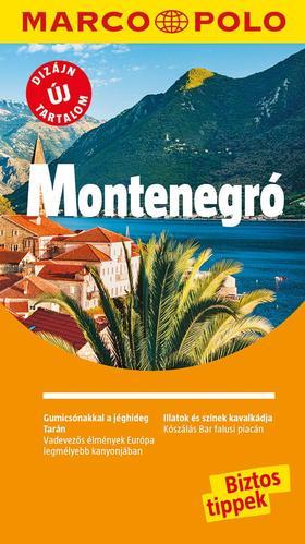 b5608a0296 MONTENEGRÓ - Marco Polo - ÚJ TARTALOMMAL!