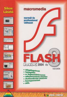 Sikos László - Macromedia Flash [antikvár]