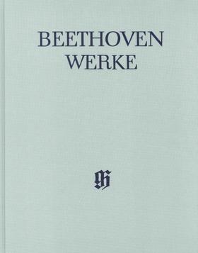 BEETHOVEN - BEETHOVEN WERKE X,1 KANTATEN
