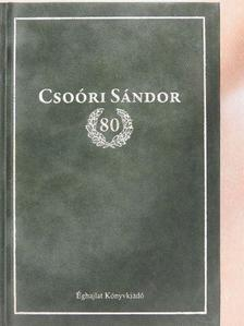 Ágh István - Csoóri Sándor 80 [antikvár]