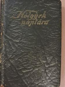 Alphonse Daudet - Hölgyek naptára 1921. [antikvár]