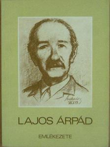 Környeyné Gaál Edit - Lajos Árpád emlékezete [antikvár]