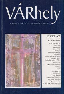 Sass László - Várhely 2000/2 [antikvár]