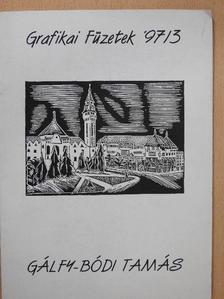 Biró Endre - Grafikai Füzetek '97/3 (dedikált példány) [antikvár]