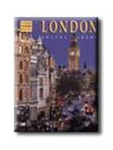 LIBERO,CHIARA - LONDON A VILÁG LEGSZEBB HELYEI
