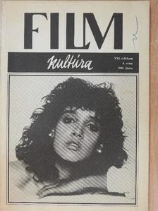 Bán Róbert - Filmkultúra 1985. június [antikvár]