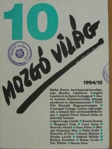 Agárdi Péter - Mozgó Világ 1994. október [antikvár]