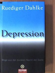 Margit Dahlke - Depression [antikvár]