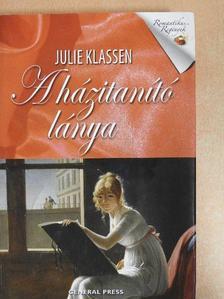 Julie Klassen - A házitanító lánya [antikvár]