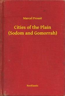 Marcel Proust - Cities of the Plain (Sodom and Gomorrah) [eKönyv: epub, mobi]