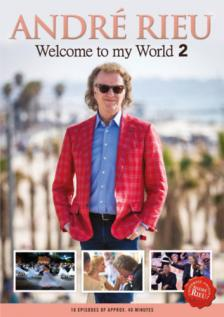 André Rieu - WELCOME TO MY WORLD 2. 3DVD ANDRÉ RIEU